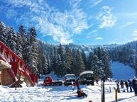 iarna pe partie poiana brasov